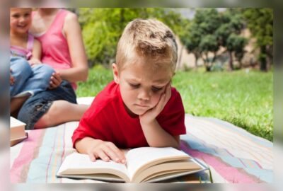 How do you teach children to understand a text?